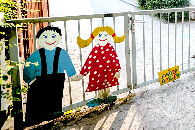 Kindergärten - Übersicht