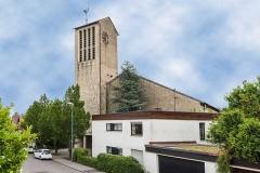 St. Antonius-Kirche, Waiblingen